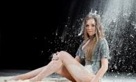 Diana Grigor, despre sedinta sa sexy in faina: