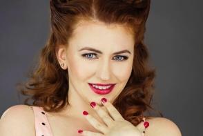 Moldoveanca Christina Ginger si-a luat un animal de companie neobisnuit: