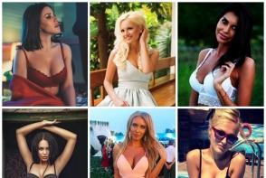 Ele starnesc admiratia barbatilor si invidia femeilor! 15 vedete din Moldova cu busturi proeminente si decolteuri generoase - FOTO