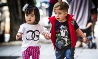 Care sunt cele mai bune haine pentru copii? Sfaturi utile pentru parinti - FOTO