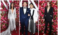 Tony Awards 2018! Iata cele mai indraznete tinute de pe covorul rosu - FOTO