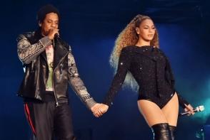 Beyonce si Jay Z au oprit concertul pentru a vedea finala Campionatului Mondial. Cantau la Paris chiar in timpul meciului - VIDEO