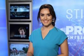 Patricia Podoleanu a povestit despre experienta de jurnalist la Tabara de educatie pentru tineri: