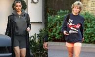 Printesa Diana a lansat acest trend acum 24 de ani, iar Kim Kardashian il promoveaza si in continuare - FOTO