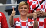 Presedinta Croatiei, Kolinda Grabar-Kitarovic, are o familie deosebita. Afla cine sta in spatele succesului ei - FOTO