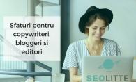 Sfaturi pentru copywriteri, bloggeri si editori: stirea sau articolul tau poate ajunge in fiecare casa