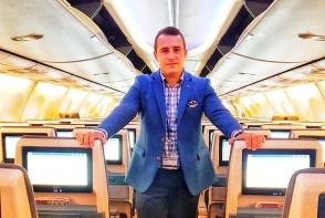 Viata inedita a unui steward in Dubai. Afla de la Vadim Mihailov secretele acestei profesii: