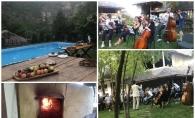 Au savurat muzica clasica la piscina si s-au rasfatat cu bucate traditionale! 20 de copii din 12 raioane ale Moldovei au sustinut un concert in aer liber - FOTO