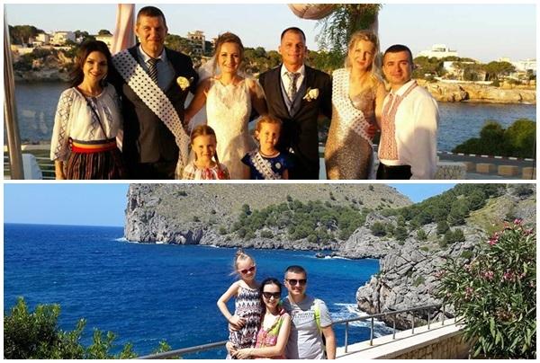 "Nicoleta Sava-Hanganu a imbinat perfect munca cu odihna, pe insula Palma de Mallorca: ""A fost o nunta unde s-a cantat si s-a dansat non-stop..."" - FOTO"