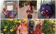 Povesti purtabile, create de Maricika Balan! Descopera gentile din lemn, pictate cu daruire de o tanara mamica, pasionata de frumos - FOTO
