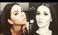 Ea este castigatoarea concursului! Frumoasa moldoveanca Nicoleta Adam seamana izbitor cu Inna - FOTO
