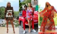 Tinutele purtate de Beyonce in vacanta din Europa au costat peste 25.000 de dolari! Admira-le si tu - FOTO