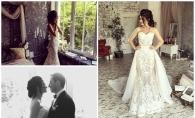 Imagini spectaculoase de la o nunta ca in basme! Iulia Badarau:
