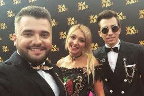 """DoReDoS, alaturi de artistii celebri din Rusia. Vezi cum si-au facut aparitia la festivalul """"Jara 2018"""" din Baku - FOTO"""