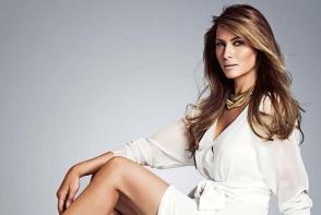Melania Trump, mai sexy ca niciodata! Pare o tinuta simpla, insa costa o avere - FOTO