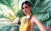 Cleopatra Stratan da din nou lovitura! Vezi cat de senzual apare cu bustul si spatele gol - FOTO