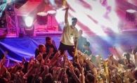 Nebunie mare la concertul lui Egor Kreed de la Chisinau! Sute de moldoveni au dansat si au cantat impreuna cu rapperul - VIDEO