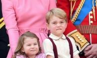 Printul George a intrat pe lista celor mai bine imbracate celebritati din Marea Britanie. Are toate sansele sa devina cel mai bine imbracat tanar - FOTO