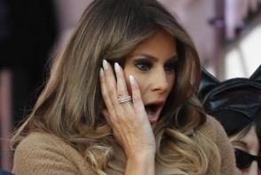 Melania Trump, tinta ironiilor dure pe internet, dupa ce a pozat in gradina de legume de la Casa Alba - FOTO