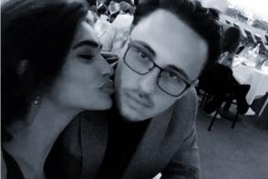 Prima vacanta impreuna! Felicia Sirbu si Roman Burlaca, in ipostaze erotice pe plaja - VIDEO