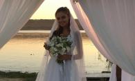 Anastasia Fotachi s-a casatorit in secret? Mirele este un tanar artist din Moldova - FOTO