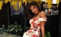 Nunta sau zi de nastere? Modelul Daniela Marin si-a sarbatorit aniversarea intr-un mod inedit - FOTO