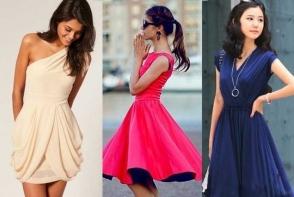 Fa shopping corect! Afla ce tip de rochie ti se potriveste in functie de forma corpului - FOTO