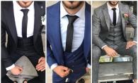 Ghidul unui barbat stilat! Alege un costum de ceremonie care sa te diferentieze din multimea de invitati - FOTO