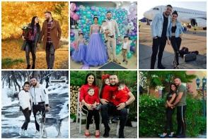 Indragostiti, stilati si asortati! Cine este cuplul din showbizul moldovenesc care prefera sa poarte tinute asortate mereu? FOTO