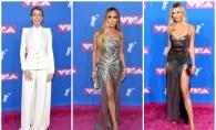 Cel mai bine imbracate vedete la MTV Video Music Awards 2018. Au stralucit pe covorul rosu - FOTO