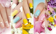 11 idei de manichiura care sa faca unghiile scurte sa para mai lungi. Ai incerca? FOTO