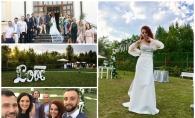 Olga Roman, roscata care a facut furori la Vocea Romaniei, despre nunta ei: