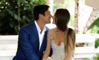 Adela Popescu si Radu Valcan au aniversat 3 ani de la casatorie: