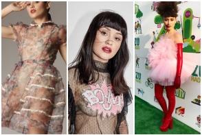 Afla cum isi defineste stilul vestimentar Irina Rimes si care sunt cele 3 produse cosmetice care nu lipsesc niciodata din trusa de machiaj - FOTO