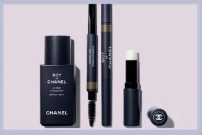 Chanel a lansat prima linie de machiaj pentru barbati! Vezi ce include aceasta - FOTO