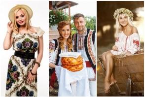 Ziua Nationala a Republicii Moldova! Cum sarbatoresc vedetele autohtone cei 27 de ani de independenta - VIDEO