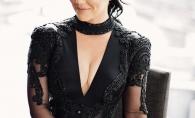 S-a casatorit in rochie neagra de mireasa! Afla cine este bloggerita care a distrus stereotipurile si a incalcat traditia - FOTO