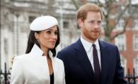 Meghan Markle si Printul Harry isi maresc familia! Cine locuieste deja cu ei in casa din Londra? FOTO