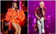 Se anunta o colaborare hot? Vera Brejneva si Justin Bieber si-au impresionat fanii cu un selfie impreuna - FOTO