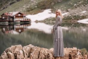 Lidia Isac a avut o prestatie exceptionala la editia aniversara a Festivalului Cerbul de Aur. Iata cum a evoluat artista - VIDEO