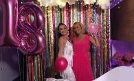 Majorat ca o nunta pentru fiica Andreei Esca! Vezi de ce surprize a avut parte Alexia  - FOTO