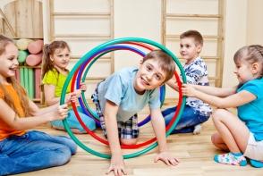 Sportul, un factor extrem de important in dezvoltarea inteligentei copiilor. Picii activi sunt mai putin deprimati - FOTO