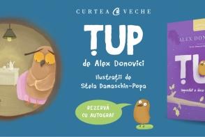 Munceste de ani buni la Stirile Pro TV! De curand, a lansat o noua carte cu povesti pentru copii - VIDEO