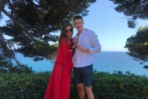 Tatiana Spinu se marita! A fost ceruta de sotie intr-un mod inedit - FOTO