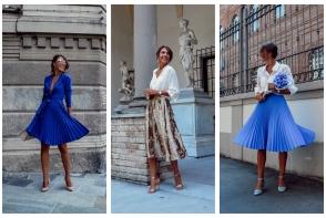 Cristina Surdu a lansat propria linie vestimentara: