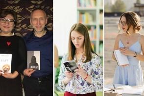 Sugestii de lectura pentru aceasta toamna: cele mai frumoase opere literare, lansate in 2017-2018 de autori moldoveni - FOTO