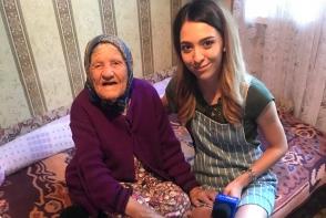 Aceasta femeie are 110 ani! Povestea impresionanta a celui mai varstnic om din Republica Moldova - VIDEO