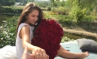 Tatiana Spinu, despre relatia cu logodnicul sau: