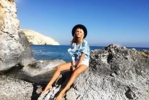 Olia Tira, pe urmele lui Kim Kardashian? Artista si-a etalat posteriorul in toata splendoarea - VIDEO