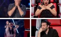 Premiera la Vocea Romaniei! Unui interpret i s-a cerut primul bis din istoria emisiunii. A cantat exact ca Michael Jackson - VIDEO